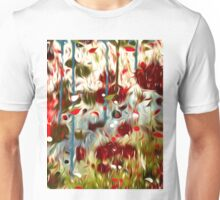 Abstract Colors Oil Painting #55 Unisex T-Shirt