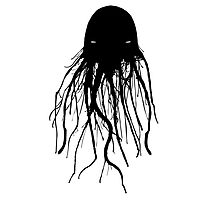 Black Jellyfish by leashoffoxes