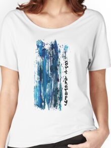 ART THERAPY Women's Relaxed Fit T-Shirt