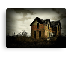 Another Day Gone Canvas Print