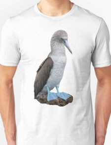 Blue-Footed Booby - Galapagos Unisex T-Shirt