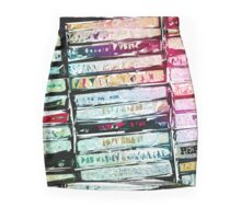 Abstract Cassettes Graphic Mini Skirt