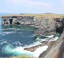 Loop Head Peninsula,Co.Clare by Jean O'Callaghan