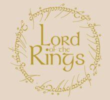 LORD OF THE RINGS / EL SEÑOR DE LOS ANILLOS by PolFont