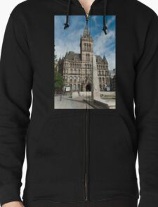 Manchester Town Hall East Facade  T-Shirt