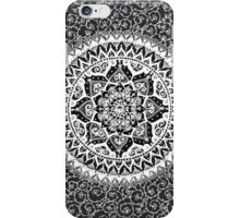 Yin Yang Mandala Pattern iPhone Case/Skin