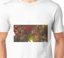 Abstract Colors Oil Painting #64 Unisex T-Shirt