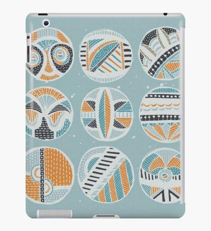 Rings Of Memory iPad Case/Skin