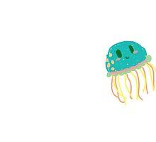jellyfish by saturnxue