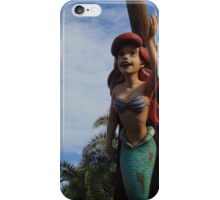 Voyage of the Little Mermaid- Magic Kingdom iPhone Case/Skin