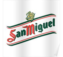 San Miguel Poster