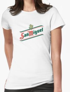 San Miguel Womens Fitted T-Shirt