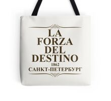 La Forza Del Destino 1862 St. Petersburg Tote Bag