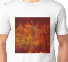 Autumn Splash Oil Painting Unisex T-Shirt