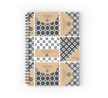 INFP Cognitive Patterns Spiral Notebook