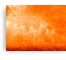 Heaven Sky Oil Painting #1 Canvas Print