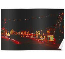 Christmas Eve Street.. Poster