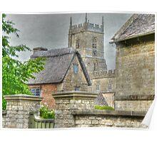 A church view Poster