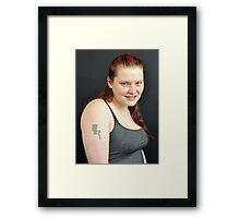 Jules 2 Framed Print