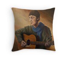 The Rambler Throw Pillow