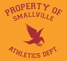 Smallville Athletics by RoufXis