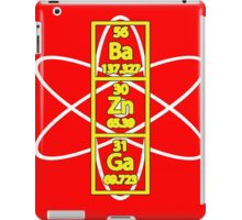 Bazinga! iPad Case/Skin