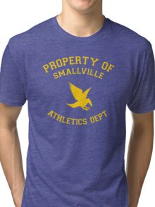 Smallville Athletics Tri-blend T-Shirt