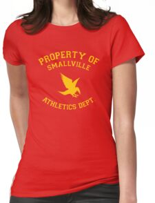 Smallville Athletics Womens Fitted T-Shirt