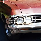 '67 Chevy Impala by DCphotographs