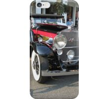 1930 Cadillac V-16 iPhone Case/Skin