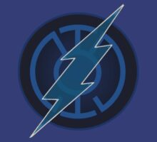 Blue Lantern Flash by holdingmyhalo