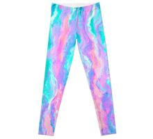 Aqua Melt Leggings