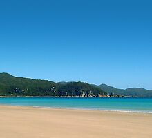 Sisters Beach, Tasmania by Rhana Griffin