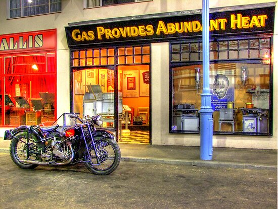 Step On The Gas - HDR by Colin J Williams Photography