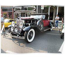 1930 Cadillac V-16 Poster