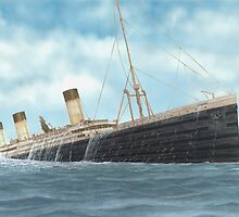 Titanic Rising by Francis Imossi