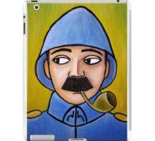 retro soldiers 4 iPad Case/Skin