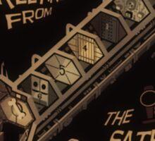 The Satellite of Love Sticker