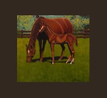 Mare and Foal Detail Unisex T-Shirt