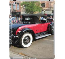 1930 Cadillac V-16 iPad Case/Skin