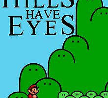 The Hills Have Eyes Mario by noellelucia713