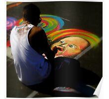 Chalk Artist ~ Part Two Poster