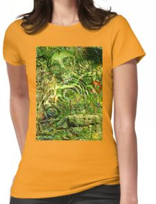 NEOLITHIC UNDERGROUND Womens Fitted T-Shirt