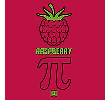 Raspberry Pi Photographic Print