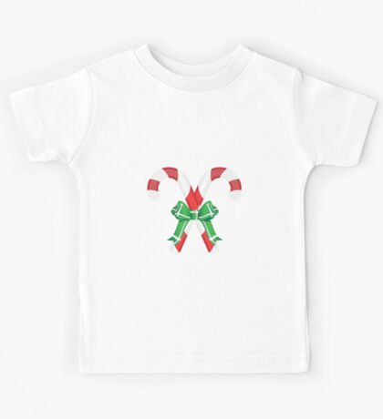 Candy Canes Kids Tee