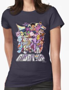 Giddy Up ! Womens Fitted T-Shirt