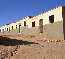 Beautiful Algeria - The Green Door by ShadowDancer