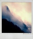 Moutain Polaroïd by Laurent Hunziker