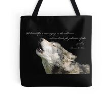 The Jubilation Of The Wolves (V2) Tote Bag