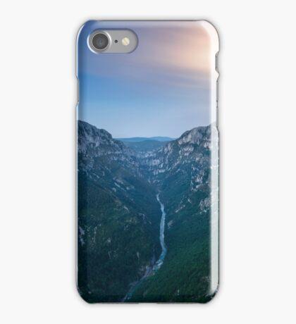 Verdon Moon iPhone Case/Skin